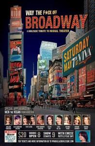 Way the F*ck Off Broadway